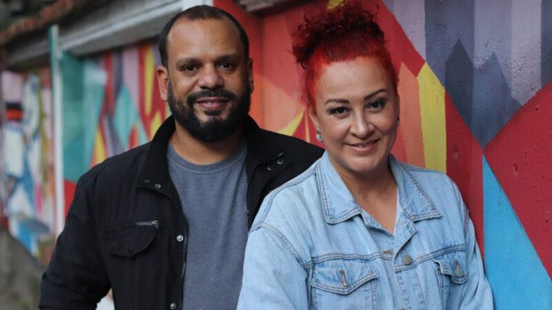 """Cláudia Mattos e Wellington Júnior traz o """"Garagem do Gospel"""" para o podcast, entrevistando personalidades do meio gospel"""